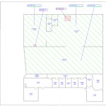 Asbestos Survey Floor Plan