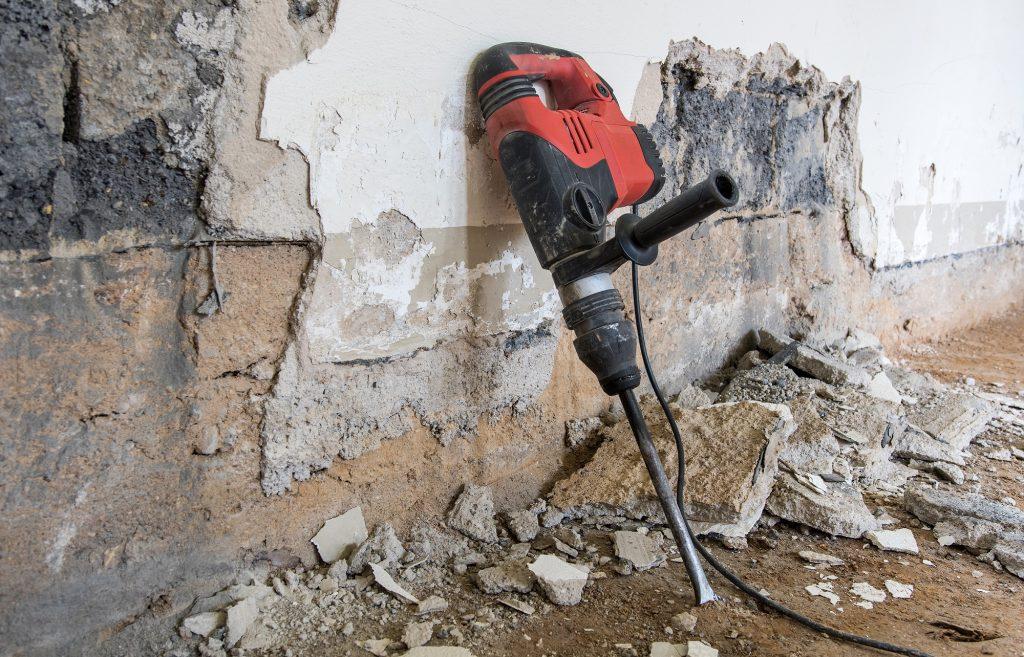 Asbestos Intrusive Surveys