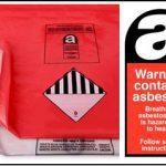 Asbestos Waste Bags & Labels